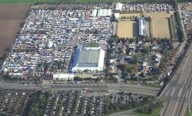 Mannheim: Maimarktgelände – die Location der (fast) unbegrenzten Möglichkeiten