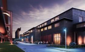 Essen: Neue Location 2017 – Grand Hall Zollverein