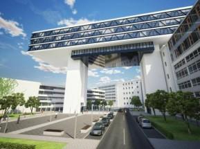 München: upside east® – Outdoor und Highlight Location über den Dächern Münchens