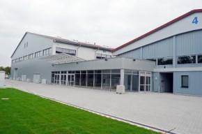 Kassel: Messe Kassel – neue Halle 5 vielfältig nutzbar