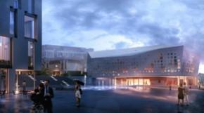 Ingelheim am Rhein: Neue Location – kING Kultur- und Veranstaltungshalle Ingelheim ab 2017