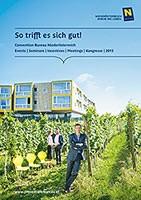 Der neue Convention Bureau Niederösterreich Katalog ist da!
