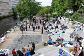 Berlin: Sommer-Events unter Kastanien und mitten in Berlin