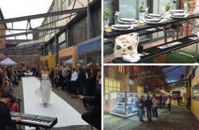 Köln: bauwerk köln  – innovative Eventlocation bietet Außenbereich mit industriellem Charme