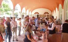 Bad Nauheim: Feiern mit Jugendstil-Romantik im Dolce Bad Nauheim