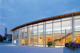 Amberg: Amberger Congress Centrum – drinnen und draußen Events erleben