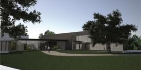 Schwäbisch Gmünd: Neue Location – Anbau für das Congress-Centrum Stadtgarten