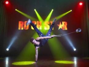 """München: """"Rockstar"""" – die Show im GOP vom 11. März bis 17. Mai 2015"""