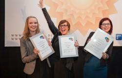 Gold für Svenja Ackermann beim 10. Internationalen Nachwuchs Event Award