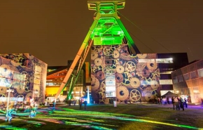 Essen: Welterbe Zollverein – Industriekultur trifft Open Air Location