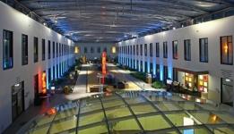 Berlin: Mercure Hotel MOA Berlin mit Convention Center unter Mercure Flagge