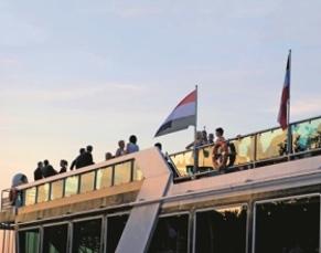Sommerevents auf hoher See – mit der Köln-Düsseldorfer Dt. Rheinschiffahrt