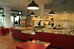 Berlin: Neue Location – Events exklusiv im Feinkostladen Floris Catering