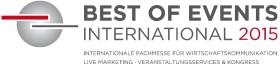 BEST OF EVENTS INTERNATIONAL vom 21. bis 22. Januar 2015