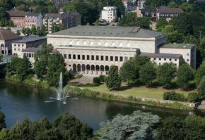 Mülheim an der Ruhr: Stadthalle Mülheim