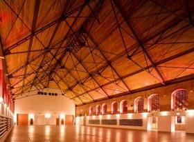 Stuttgart: Phoenixhalle