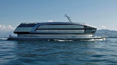 Charterschiff MS Sonnenkönigin