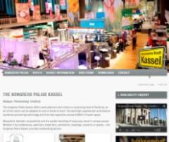 Kassel: Website Kongress Palais jetzt auch in Englisch
