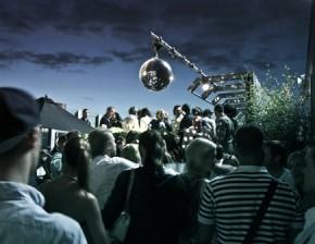 Berlin: Sommerfeeling 100 Meter über der Stadt