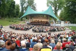"""Schwerin: Freilichtbühne Schwerin – hier wird Ihr Event an die """"frische Luft"""" gesetzt"""