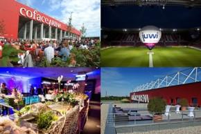 Mainz: Coface Arena – die ideale Sommer-Location für Ihre Veranstaltung