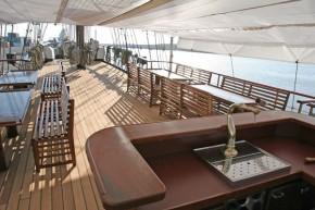 Sailing and More – große Auswahl von Törns auf traditionellen Segelschiffen