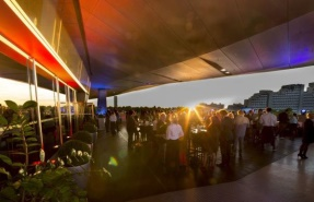 München: Summer Special im BMW Welt Event Forum – für Outdoor Events von Juli bis September