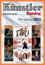 Künstler-Katalog 2012 jetzt gratis bestellen!