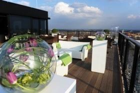 München: Indoor & Outdoor Ganz weit oben