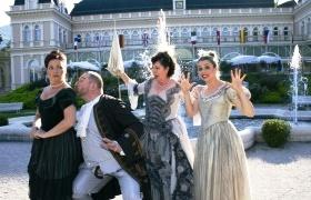 Bad Ischl: Operettisimo - das Sommerevent für Ihre Kunden oder Mitarbeiter