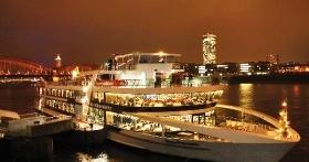Doppelt Sommer auf hoher See: Die KD Eventschiffe MS RheinFantasie/ MS RheinEnergie