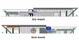 """Speyer: Neue Veranstaltungshalle """"Hangar 10"""" im TECHNIK MUSEUM SPEYER"""
