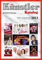 Der neue Künstler-Katalog ist erschienen!