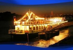 Exklusive Charter-Schiffe für Events  auf dem Rhein
