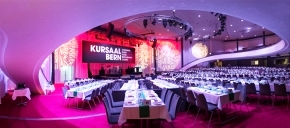 Bern: Der Kursaal Bern macht Event-Träume wahr