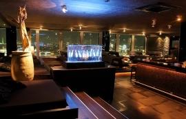 Berlin: Puro Sky Lounge. Pure Verwöhnung in der Vorweihnachtszeit.