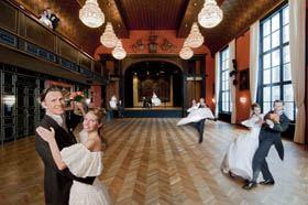 München: MÜNCHNER KÜNSTLERHAUS - feiern in stilvoller Atmosphäre