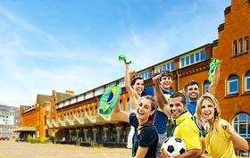 Hamburg: Feiern wie in Ipanema: Sommerfeste mit Fußballflair