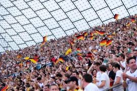 München: Sichern Sie sich Ihr Firmen Ticket-Paket zum WM-Public Viewing im Olympiastadion München