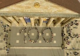 Kassel: 100 Jahre Stadthalle Kassel – Jubiläums-Feierlichkeiten beginnen