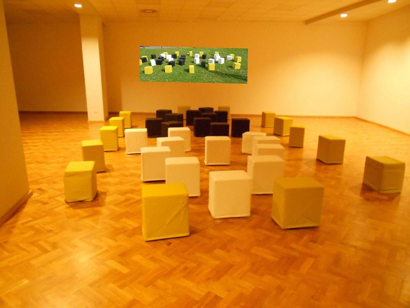 Fußball WM Lounge von SWOOFLE