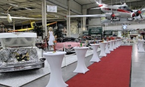 Sinsheim: Weihnachten feiern im Terminal