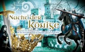 Karlsruhe: Ihre Weihnachtsfeier – eine Nacht der Könige