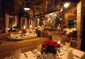 Leogang: Gemütliches Weihnachtsessen in urigen Hütten