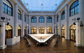 Berlin: Das Humboldt Carré verbindet Events mit kulinarischen Highlights