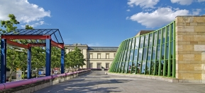 Stuttgart: Location-Tipp –  Staatsgalerie Stuttgart