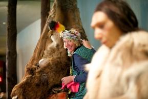 Mettmann: Ein Steinzeit-Event als Weihnachtsfeier