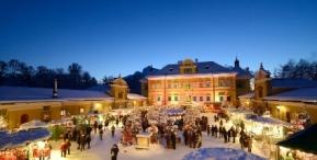 Salzburg: Ihre Weihnachtsfeier im Gasthaus zu Schloss Hellbrunn