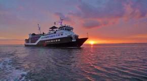 Ihre Weihnachtsfeier auf der MS KOI – dem Charter-Schiff mit meisterlichen Möglichkeiten