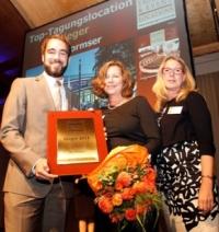 """Wormser Tagungszentrum gewinnt 1. Platz bei """"Top Tagungs- und Eventlocation"""" 2014"""